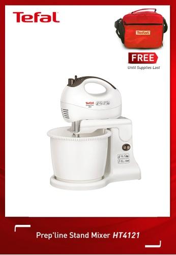Tefal white Stand Mixer 4E6B2HLC1A71ECGS_1