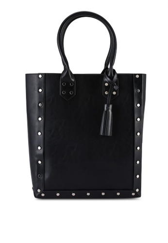 niko and ... black Party Tote Bag 8E793AC1BBCC28GS_1