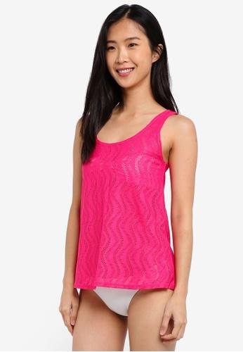 Funfit pink Shift Top FU839AA0RW1KMY_1