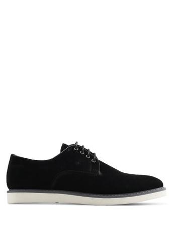 Dune London black Colour Pop Gibson Shoes DU588SH71UEIMY_1