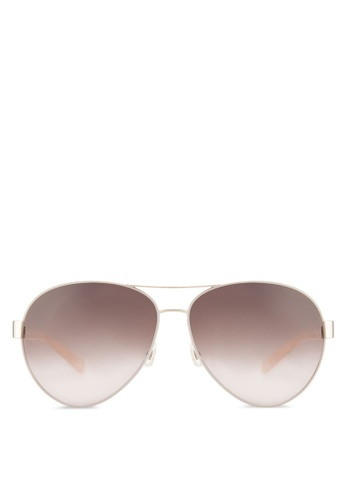 Kate Spade Leather Aviators KA433GL47HXGMY_1