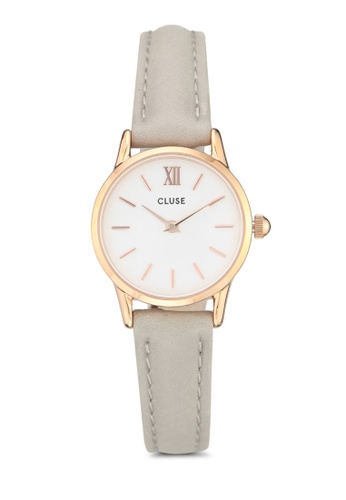 CLUSE grey La Vedette Rose Gold White/Grey 3890EAC73A3A13GS_1