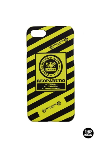 Reoparudo black and yellow RPD iPhone7 Original 2.0 Case (4.7inch) RE613AC2V7JOHK_1