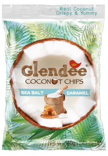 Greenday green Gleendee Coconut Chips Sea Salt Caramel 40g CE6E9ES109D68EGS_1