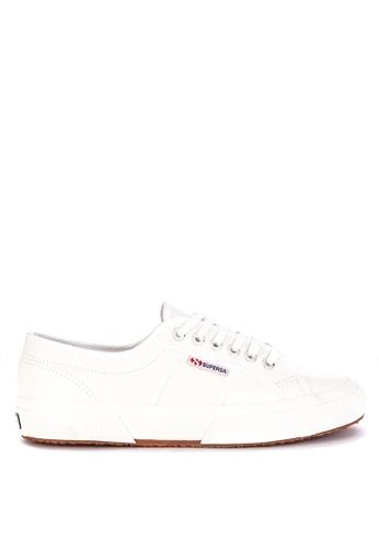 Superga white Low-Cut Sneakers F614FSH3E078A8GS_1