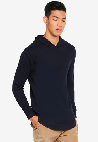 ca308464d7d6 Buy Cotton On Hooded Waffle Long Sleeve T-Shirt Online on ZALORA ...