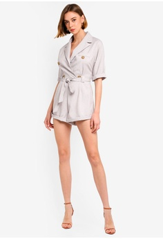 Jumpsuits, Rompers & Playsuits Playsuit Wide Selection; Women's Clothing