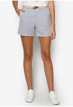 Cotton Woven Shorts