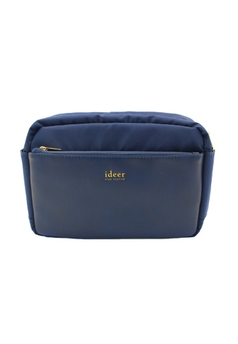 ideer navy Kayton Navy - Camera Cross Bag 5395BAC4393CB4GS_1
