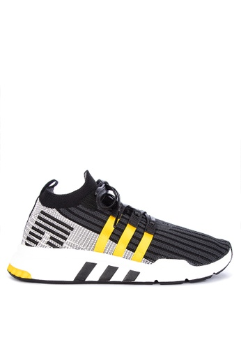 new styles f4384 4cd4e adidas black adidas originals eqt support mid adv pk 10450SHF7EE7A4GS1