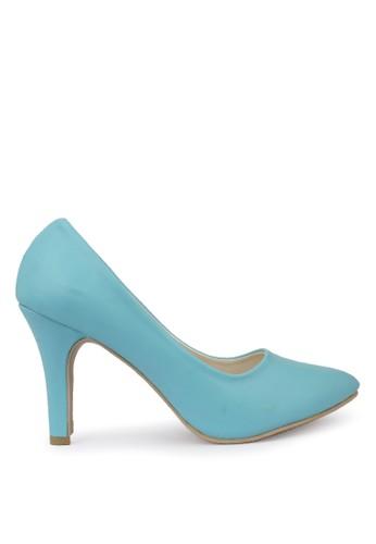 CLAYMORE green Sepatu High Heels BB-701  Tosca CL635SH35LIMID_1