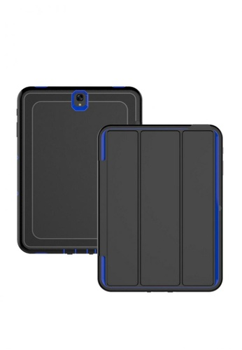 MobileHub blue Extreme Hybrid Shockproof Case for Samsung Galaxy Tab S3 T820/T825 DEA1CAC6113D19GS_1