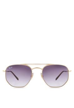 000f03dd8a2 Ray-Ban Ray-Ban RB3609 Sunglasses E9700GL4897AFCGS 1