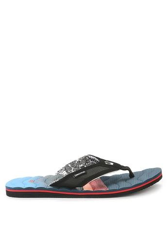 3SECOND blue Men Slippers 0801 7467ASH3243145GS_1