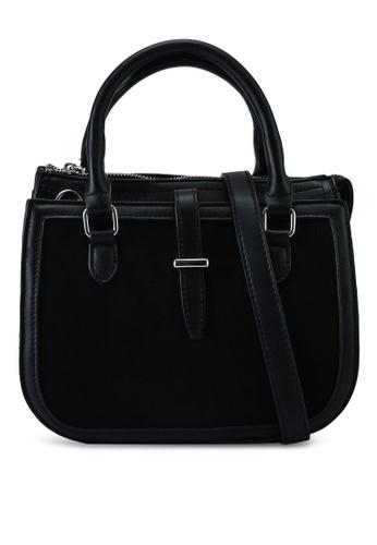 Keddo black Rossalyn Sling Bag 7CC58ACF04474AGS_1