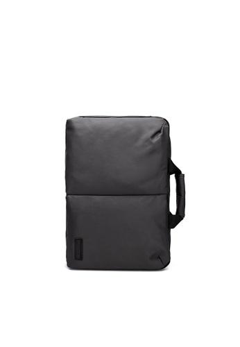 The Dude grey Ditto 2-ways bag 33494AC5EB771FGS_1