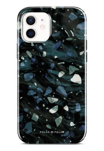 Polar Polar grey Nordic Terrazzo Gem Dual-Layer Tough Case Glossy For iPhone 12 Pro / iPhone 12 7315EAC870DADFGS_1