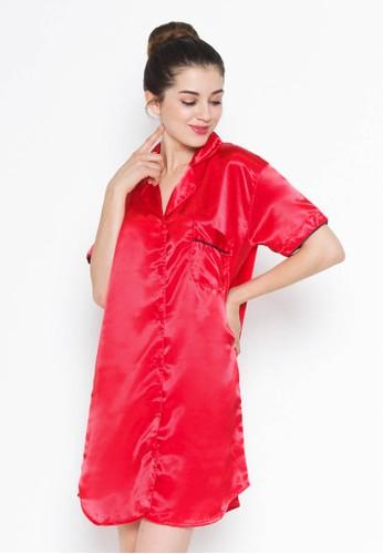 Pajamalovers Damia Red