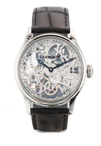 Bauer Mesprit auachanical Skeleton 機芯鏤空手錶, 錶類, 飾品配件