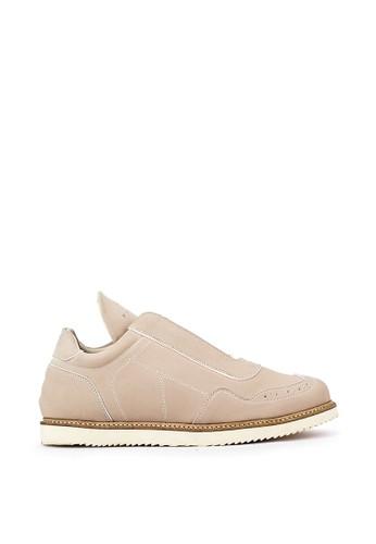 Navara beige Pacifist Pale Beige Sneakers 8AF33SH2514B5BGS_1