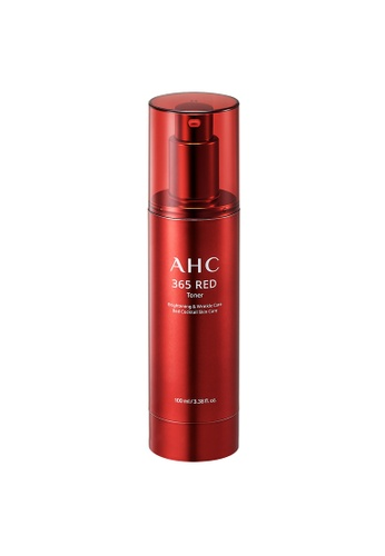 AHC red AHC 365 Red Toner 100ml A12D9BEA0C386DGS_1