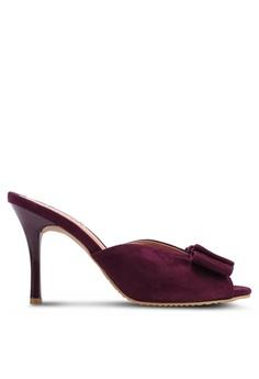 570377f4352 Heatwave purple Faux Leather Heels F398CSHDCFBD70GS 1