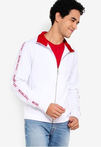 Guess 白色 高領外套 09165AA14F1900GS_1