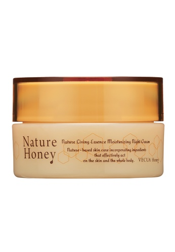 VECUA Honey brown Honey Moisturising Night Cream VE413BE01ZFQSG_1