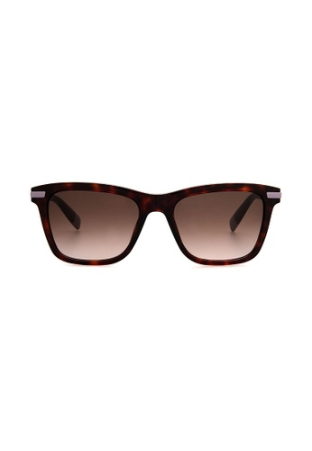 Furla Furla SFU037 Tortoise Sunglasses  FU454AC0RAMDMY_1