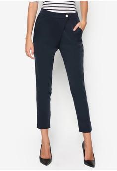 Violet Ankle Pants