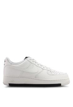 256848af2402a Nike white Air Force 1 '07 1 Shoes 8CF77SH6D255ABGS_1