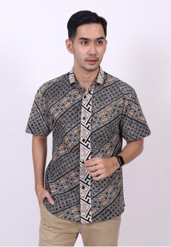 ENOM black Kyati Shirt E06B3AAB39A761GS_1
