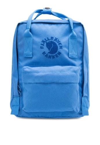 Fjallraven Kanken blue UN Blue Re-Kanken Mini Backpack FJ382AC85ZNQMY_1