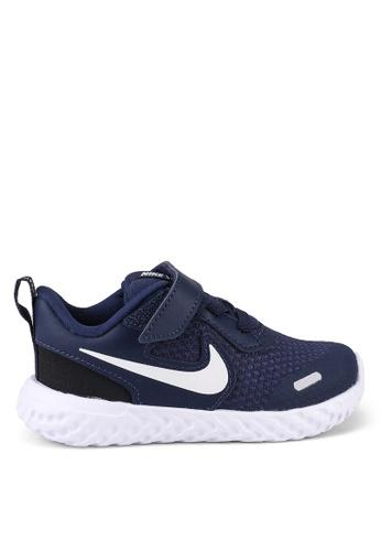 Nike blue Revolution 5 (TD) Shoes 74990KSBA5C909GS_1