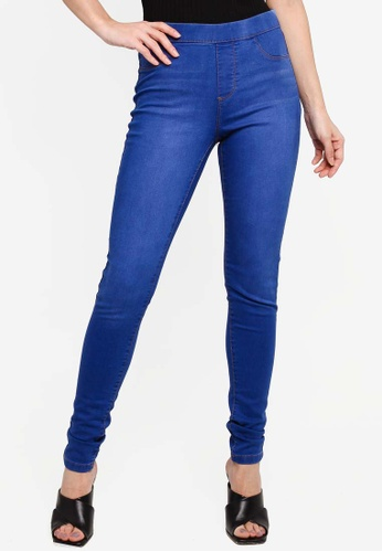 Dorothy Perkins blue Regular Blue Eden Jeans A7E01AA04D2481GS_1