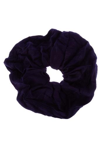 Irene blue Scrunchie Oversized ECCF7ACB01F3F4GS_1