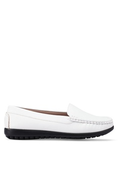 6b0fcbbe23c Louis Cuppers white Casual Loafer 5219ESHCE843E2GS 1
