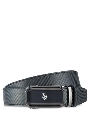 Swiss Polo black 35mm Automatic Belt A93EEAC91E1694GS_1