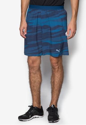 Woven 7&quesprit旗艦店ot; Shorts, 服飾, 短褲