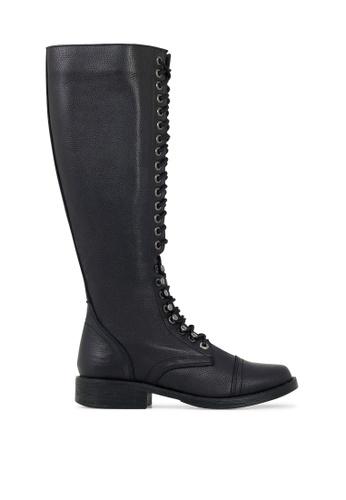 ROC Boots Australia black Fleet Black Boots RO517SH2UVT0HK_1