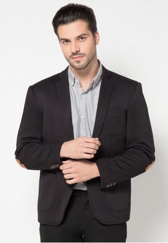 izzue black Suit IZ048AA85ODYID_1