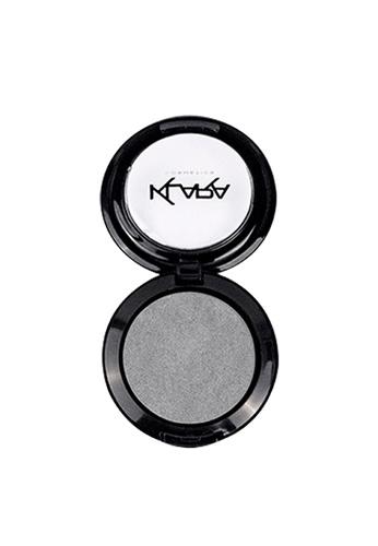 KLARA COSMETICS silver Shimmer Eyeshadow #2 - Silver Allure 47E45BEEC3C791GS_1