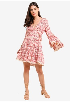 ab1ea2507f4 61% OFF Free People Kristall Mini Dress S$ 223.00 NOW S$ 87.90 Sizes S M