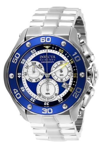 Invicta silver Casual Men's Watches INV 26567 B074BACA183401GS_1