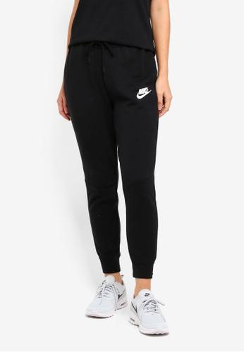 Nike black Women s Nike Sportswear Advance 15 Pants DEBC4AAEA2A4EEGS 1 4d1ee8a90