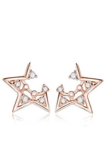 Vivere Rosse Vivere Rosse Starbites Stud Earrings VI014AC80VPNMY_1