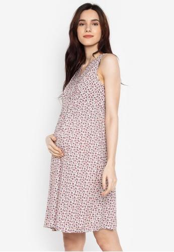 9a0eb8bc74609 Shop BUNTIS Darling Maternity Dress Online on ZALORA Philippines