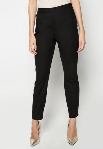 Dolce & Gabbana black Slim Fit Pants DA093AA39TPGPH_1