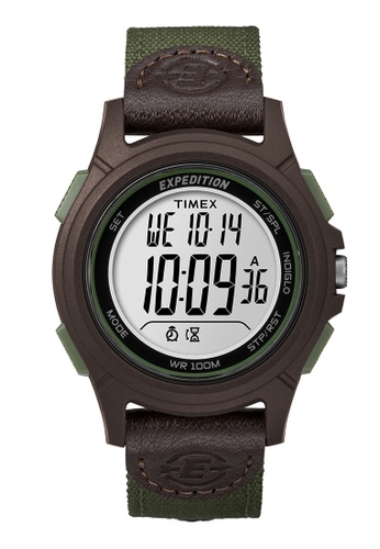 TIMEX black Timex Expedition® Basic Digital - TW4B10000 TI205AC0RETBMY_1