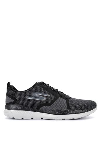 Skechers black Go Flex Train Sneakers 8B435SHAECBEF2GS_1